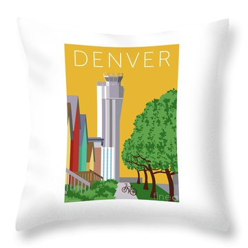 Stapleton Summer Throw Pillow