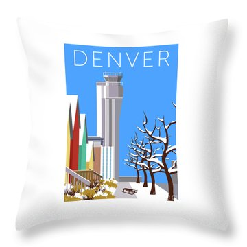 Stapleton Winter Throw Pillow