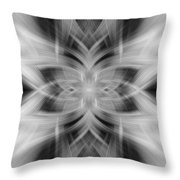 Star Butterfly Throw Pillow