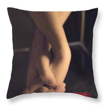 Star-crossed Throw Pillow