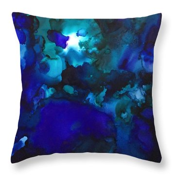 Star Light Throw Pillow