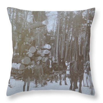 Star Load Throw Pillow