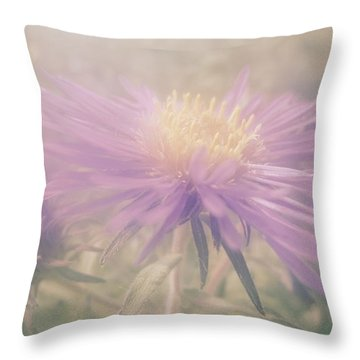 Star Mist Throw Pillow by Tim Good