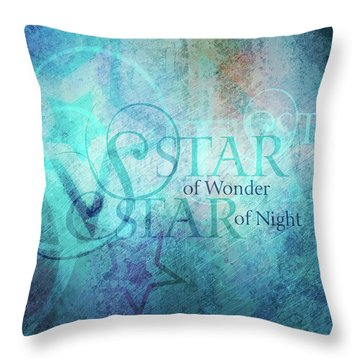 Star Of Wonder 1 Throw Pillow