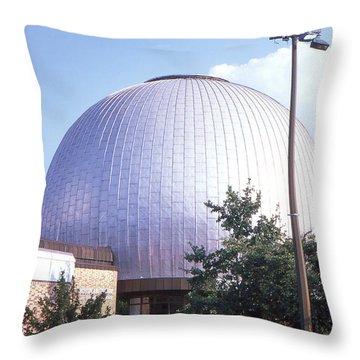 Star Planetarium Berlin Throw Pillow