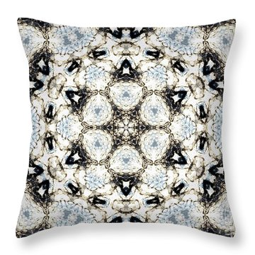 Celestial Stars Throw Pillow