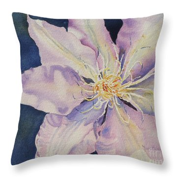 Star Shine Throw Pillow