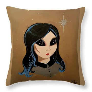 Starla Throw Pillow