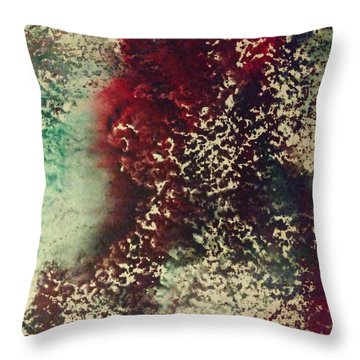 Starlight Angel Throw Pillow