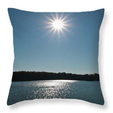 Starlight Starbright Throw Pillow