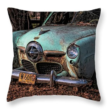 Starlite Coupe Throw Pillow