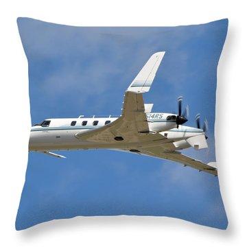 Starship Throw Pillow