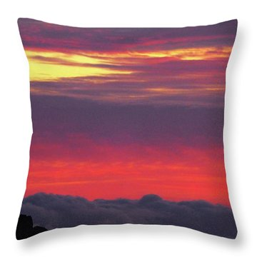 State Of Play Throw Pillow