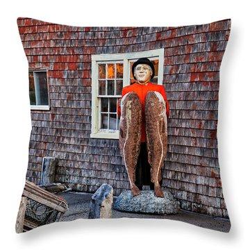 Nova Photographs Throw Pillows