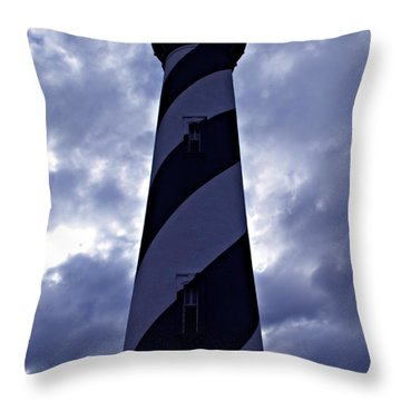 St.augustine Light House Throw Pillow