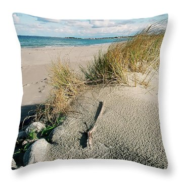 Stavanger Shore Throw Pillow
