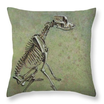 Stay... Throw Pillow