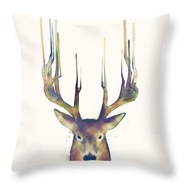Steadfast Throw Pillow