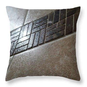 Steamlined Throw Pillow