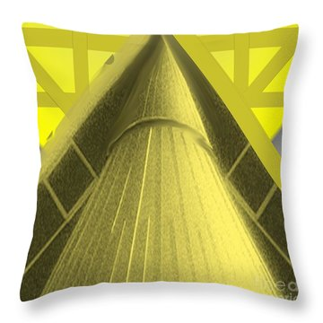 Steeple Throw Pillow