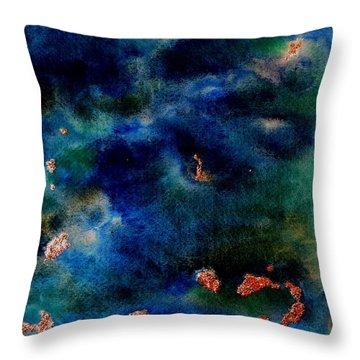 Stella Insula Throw Pillow