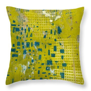 Stepping Stones 2 Throw Pillow