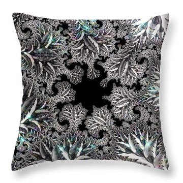 Sterling Forest Throw Pillow