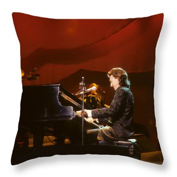 Steve Winwood Throw Pillow