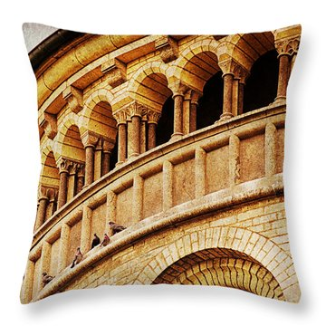 St. Gereon Church In Cologne, Germany Throw Pillow