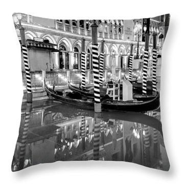 Still Is The Night Throw Pillow by Az Jackson