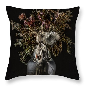 Still Life #1 Throw Pillow