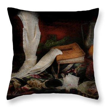Still Life 4102a Throw Pillow