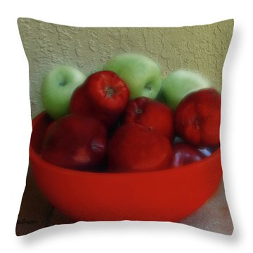 Still Life Art 6 Throw Pillow