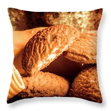 Cookie Throw Pillows