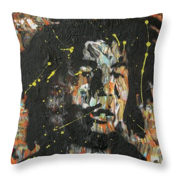 Stir It Up Darling Throw Pillow