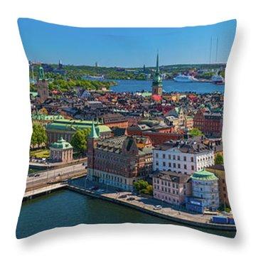 Capital Ship Throw Pillows