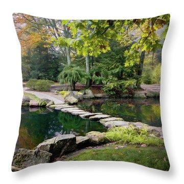 Stone Crossing Throw Pillow