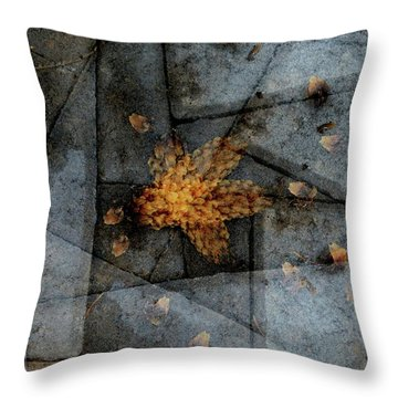 Stone Life Throw Pillow