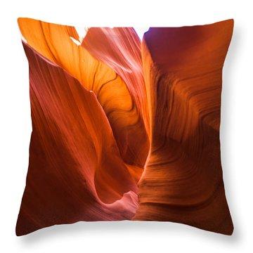 Stone Platlette Throw Pillow