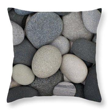 Stone Soup Throw Pillow