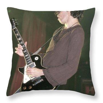 Stone Temple Pilots Dean Deleo Throw Pillow