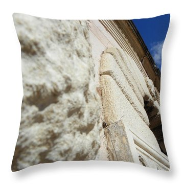 Stone Walls IIi Throw Pillow