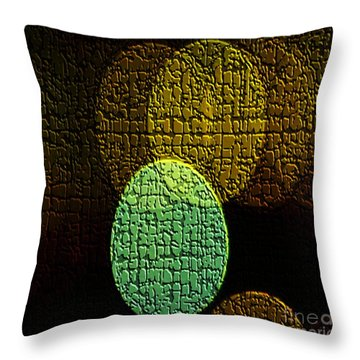 Stoneware Throw Pillow