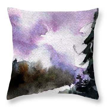 Stoney Creek Throw Pillow