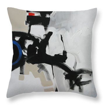 Stop The Train Throw Pillow