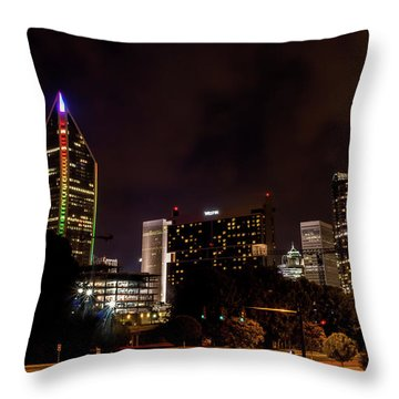 Stoplight Throw Pillow