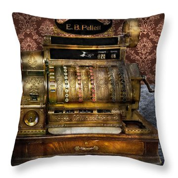 Store - They Don't Build Them Like This Anymore  Throw Pillow by Mike Savad