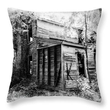 Throw Pillow featuring the photograph Stories by Jessica Brawley