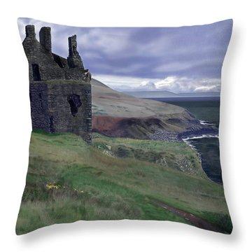 Stormbringer Throw Pillow