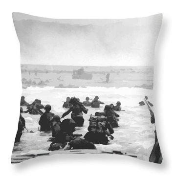 Normandy Throw Pillows